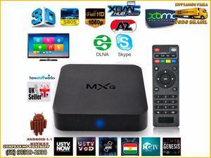 Transforme Sua TV Comum em Smart Tv Com Acesso a Internet E