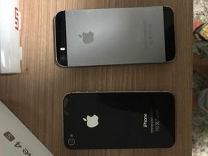 Troco dois iphones 5S/4S por um iPhone 6