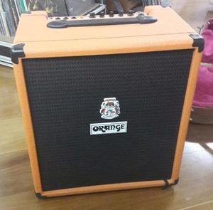 Amplificador de baixo Orange Crush 50BXT 1xW