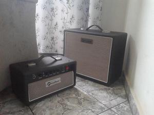 Amplificador valvulado (aceito trocas)