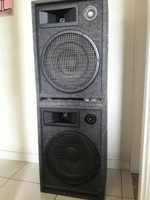 Caixas de som para festas
