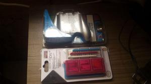 Grip de mão Nintendo ds canetas e stylus