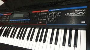 Impecável Teclado Sintetizador Roland Juno Di