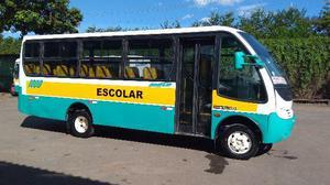 Micro onibus urbano ano  merc. benz 814 caio picolo -