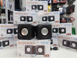 Mini Digital Speaker Caixa de Som USB 2.0 Multimídia para