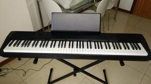 Piano Digital Casio CDP-130BK, 88 Teclas - c/Fonte Bivolt