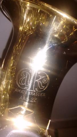 Sax alto amati vintage