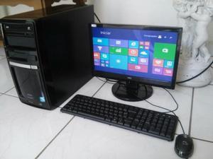 Urgente Computador Completo Dual Core 2GB de memória 320 HD