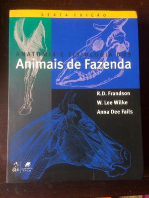 Anatomia e Fisiologia dos Animais de Fazenda