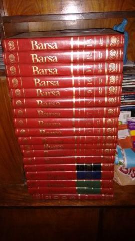 Enciclopédia Barsa  Volumes + 5 Livros