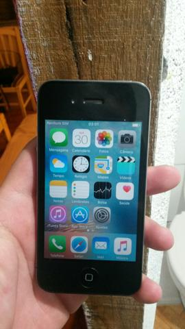Iphone 4s 16GB Aceito Trocas