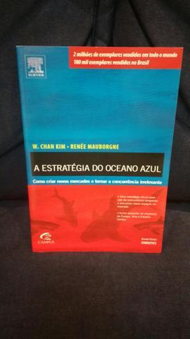 Livro: A Estratégia do Oceano azul