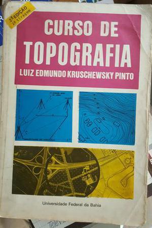 Livro: Curso de Topografia