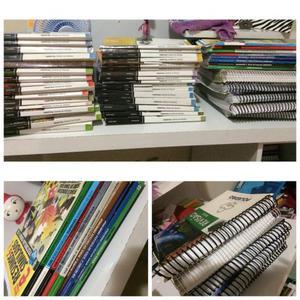 Livros coleção poliedro + coleção guia do estudante