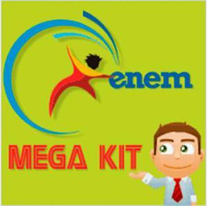 Mega Kit de Conteúdos preparatório para o Enem