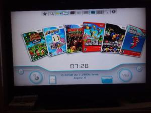 Nintendo Wii direto do Pendrive ou HD Externo