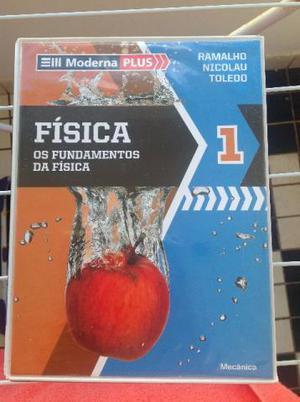 Os Fundamentos da Física Vol 1 Moderna Plus
