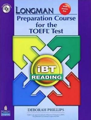 official guide to the toefl test with cd rom