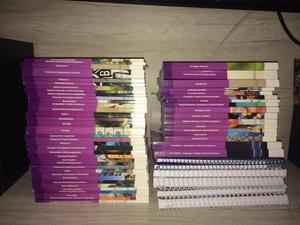 Vende-se livros de pré vestibular usados