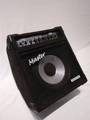 Amplificador P/ Contrabaixo Master Audio Slap 90 Celso