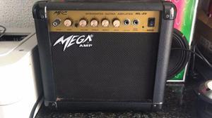 Amplificador de guitarra 15W Mega ML-20