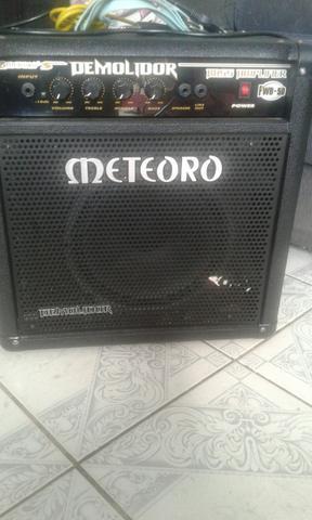 Cubo de contrabaixo meteoro