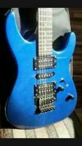 Guitarra condor, aceito troca
