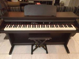 Piano Digital Fenix TG Teclas Display de LED +