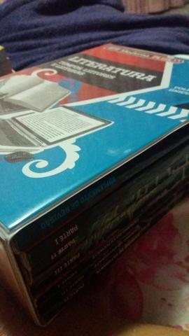 Box de literatura