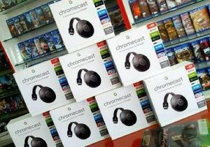 Chromecast 2 lacrado R$ a vista