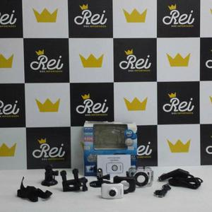 Câmera Filmadora a Prova D'água Action Camcorder também