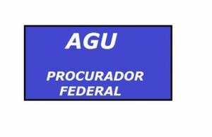 Curso AGU e Procurador Federal  Completo
