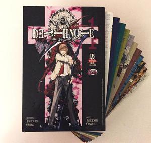 Death Note (coleção completa)