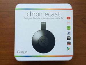 Espelhe a tela do seu celular para tv com o chromecast 2