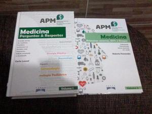 Livro Apm Perguntas E Respostas Medicina