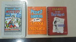 Livros de Estórias infanto-juvenil