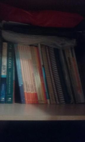 Livros para cursinho pré vestibular