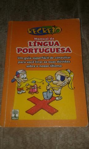 Manual de língua portuguesa