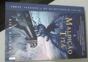 A Madição do Titã (livro 3 de Percy Jackson e os