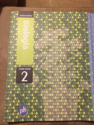 Apostilas de Biologia (Livro-texto + Caderno de exercicios)