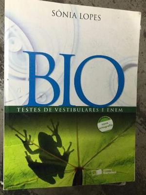 Biologia Sonia Lopes - Testes de vestibulares e ENEM