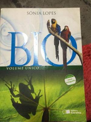 Biologia Sonia Lopes - Volume único