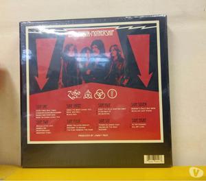 Box 4 Lps Led Zeppelin - Mothership (novo, Lacrado)