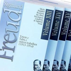 Coleção Completa Freud (24 Volumes) - Edição Standard