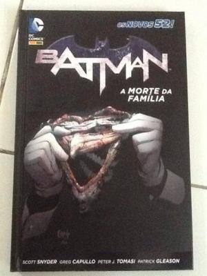 HQ Batman a morte da familia