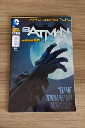 Hq Batman Vol.23 - mensal