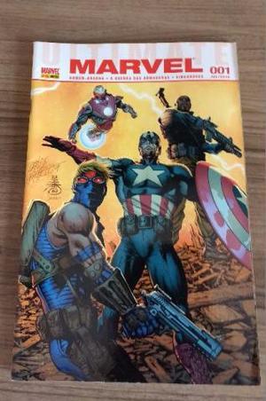 Hq Marvel Vol.001 Julho