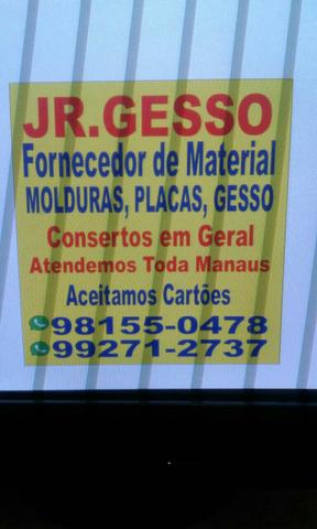 JR GESSO e Serviços /Me