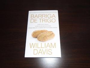 Livro Barriga de Trigo (William Davis)
