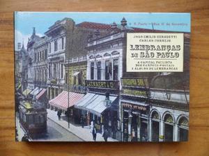 Livro - Lembranças de São Paulo (novo e lacrado)
